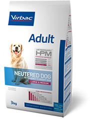 Adult - Neutered dog Large & Medium